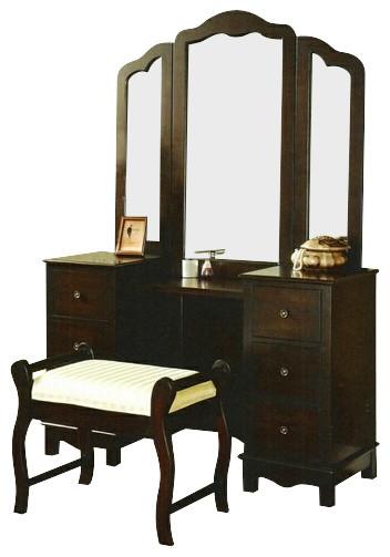 Bedroom makeup vanity with lights rachael edwards for Bedroom makeup vanity