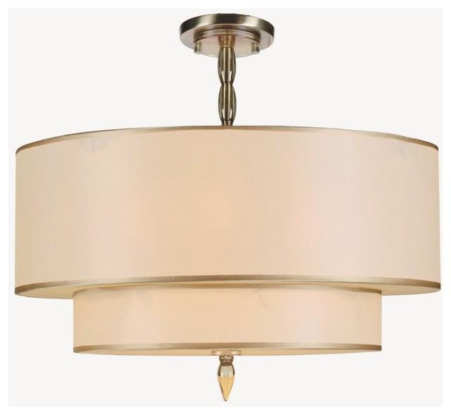 Crystorama-9507_CEILING-Luxo - Five Light Semi-Flush Mount transitional-ceiling-lighting