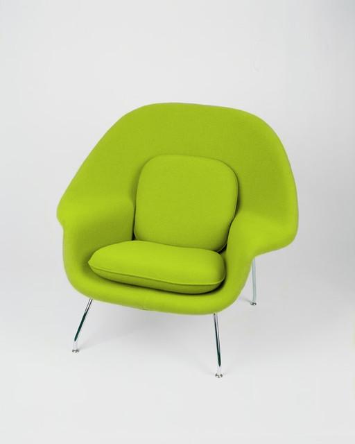 knoll kids - Child's Womb Chair - Grade I Fabric modern-kids-chairs