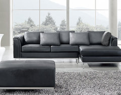 Leather Sofas contemporary-sectional-sofas