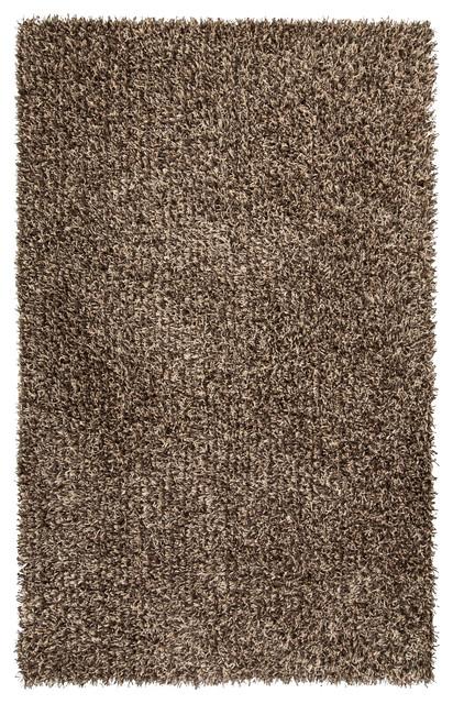 Surya Prism PSM-8000 (Chocolate) 8' x 10' Rug contemporary-area-rugs