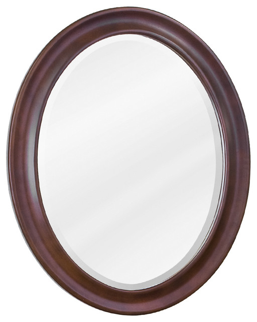 Clairemont Bath Elements Mirror 23-3/4 x 1 x 31-1/2 traditional-bathroom-mirrors