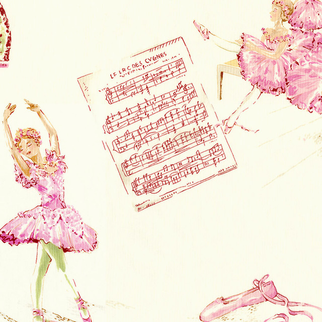 Royal Ballet Fabric traditional-fabric