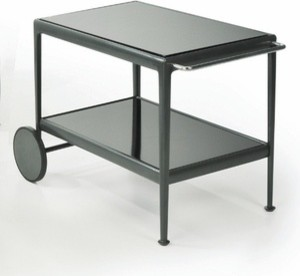 Richard Schultz | 1966 Collection® Serving Cart modern-outdoor-tables