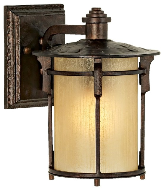 Arroyo Park Collection 10 High Outdoor Wall Light Traditional Outdo
