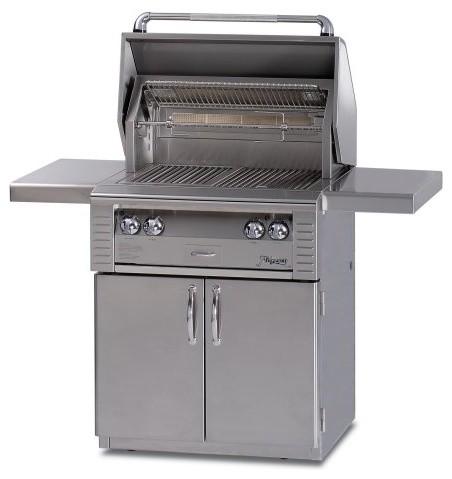 Alfresco ALX2-30C 30 in. Cart Model Grill contemporary-outdoor-grills