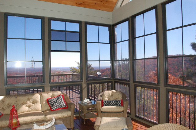 DIY EzeBreeze Windows And Doors  The Best Of A Screened In Porch And A Sunro