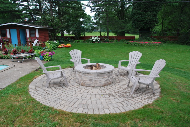 Fire Pit Backyard Toronto : All Products  Outdoor  Fire Pits & Accessories  Fire Pits