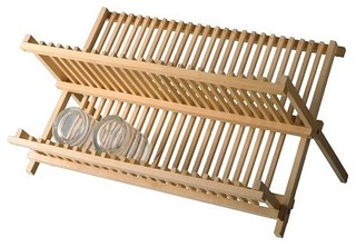how to build a dish rack