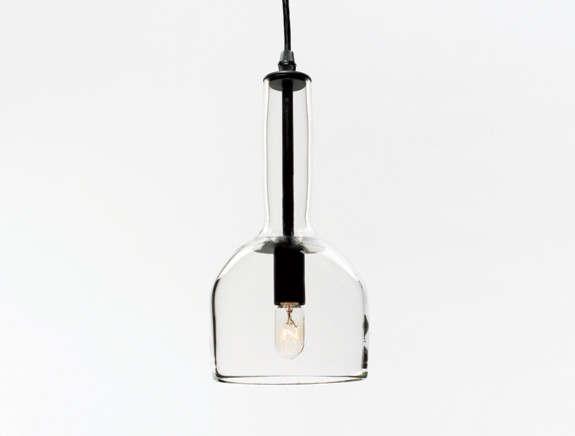 Bell Jar Pendant contemporary pendant lighting