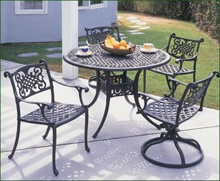 Michigan Swivel Rocker - Traditional - Rocking Chairs - other metro - by Walpole Outdoors