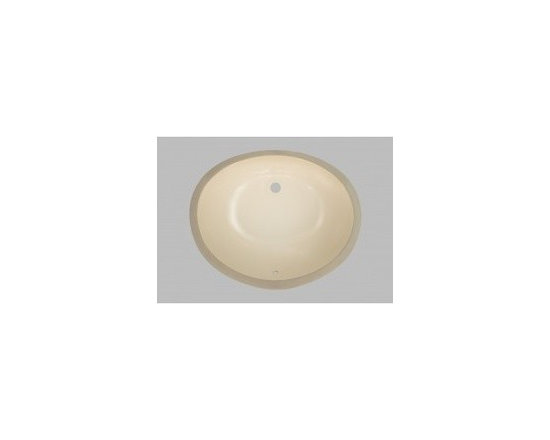 Ceramic Bisque Vanity Sink - Kitchen cabinet Kings Ceramic Bisque Vanity Sink | SKU: LV1512B Manufacturer: LessCare | Warranty: Limited Lifetime Used In: Bathroom Sink Bowls: Single Corner Shape: Oval Material: Ceramic Mounting: Undermount | Width: 15 Length: 12 Depth: 6