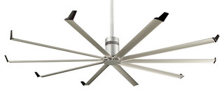 Isis Ceiling Fan - Modern - Ceiling Fans - by Big Ass Fans