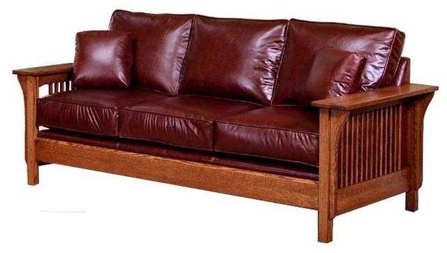 arts and crafts sofa sleeper. Black Bedroom Furniture Sets. Home Design Ideas