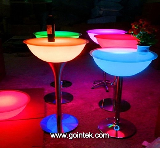 Led Table Light modern-indoor-pub-and-bistro-tables