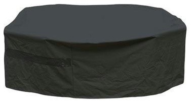 "Round Patio Cover 30"" x 80"" contemporary-grill-tools-and-accessories"