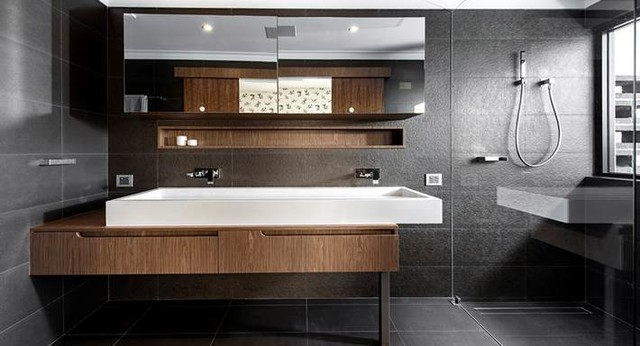 bathrooms by moda interiors perth western australia contemporary