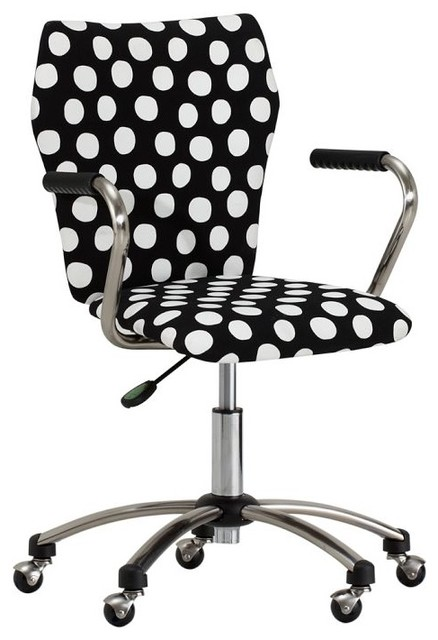 Painted Dot Airgo Armchair contemporary task chairs