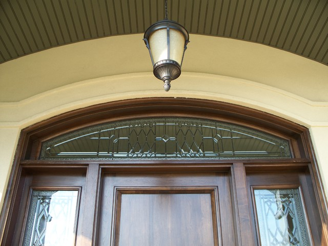 Luxury Residential 2 traditional-front-doors