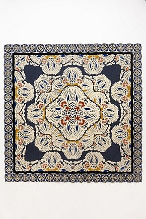 Tufted Regalia Rug eclectic-rugs