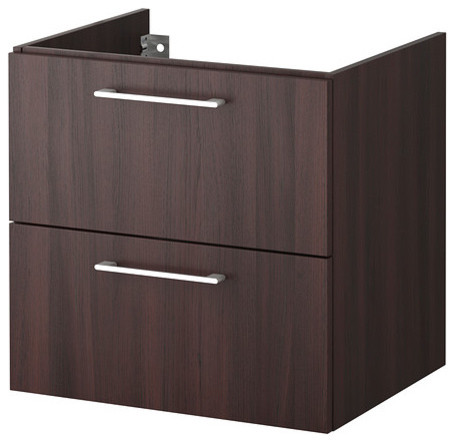GODMORGON Sink cabinet with 2 drawers - modern - bathroom vanities ...