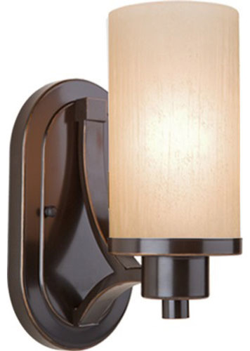 Parkdale Oil Rubbed Bronze Wall Sconce modern-wall-sconces