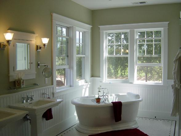 III DomA Architects, Inc. III traditional-bathroom