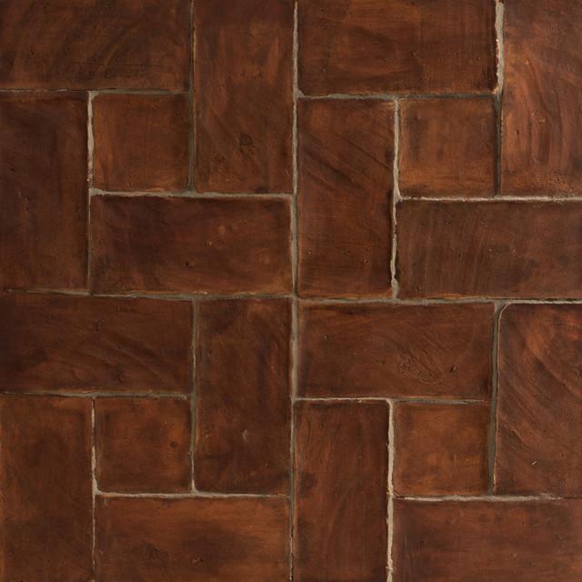 Handmade Terracotta Tiles Mediterranean Wall And Floor Tile