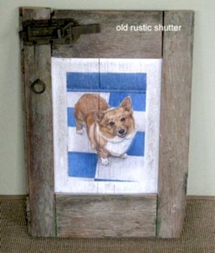Pet Painting For Family Gift farmhouse-pet-supplies