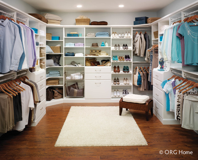 Closet Organization System Products on Houzz