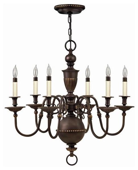 Hinkley Lighting H4416 modern-chandeliers