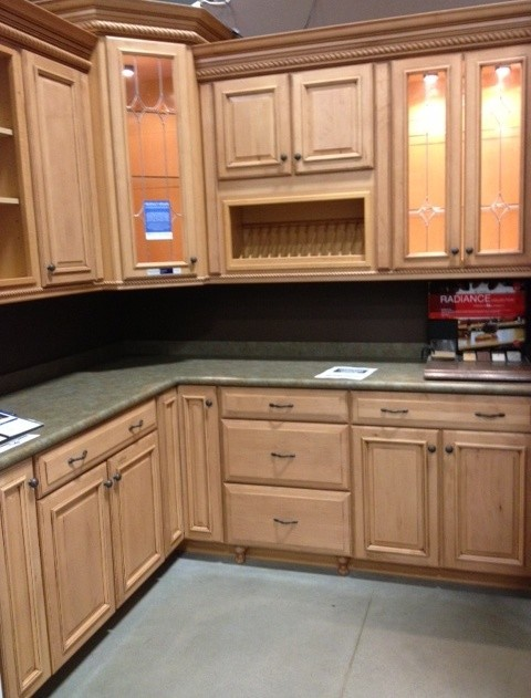 Kitchen Showroom Of Lowe 39 S Brockton MA Kitchen Cabinets