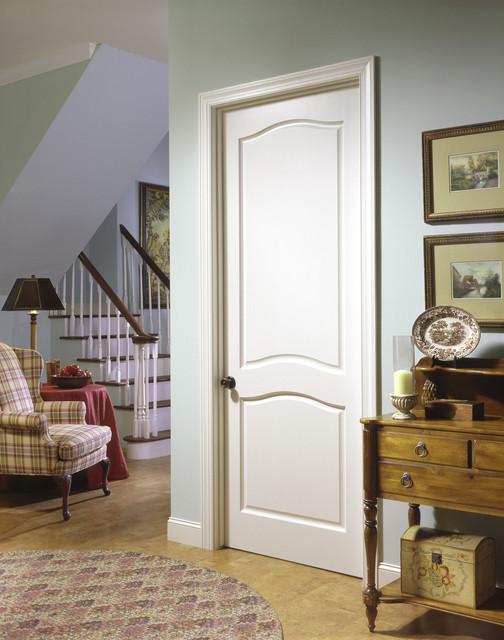 Colonial Door Traditional Interior Doors By Trustile Doors