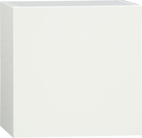"""... 16"""" square wall mounted cabinet - Modern - Filing Cabinets - by CB2"""