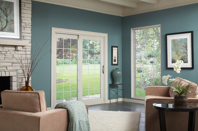 Shutters And Patio Doors Windows And Doors Denver By