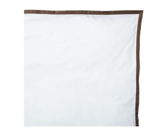 Chocolate Border Frame Duvet