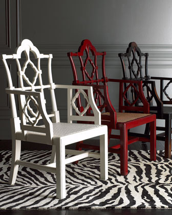 Pair of Italia Chairs traditional-dining-chairs