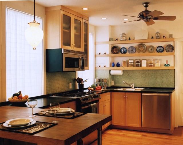 Cherry Street Kitchen eclectic-kitchen