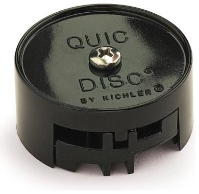 Kichler Quic Disc® Connector modern-artwork