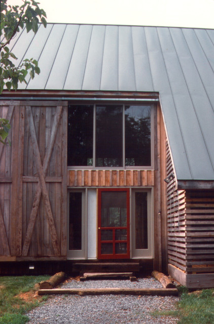 Hoffman House contemporary-exterior