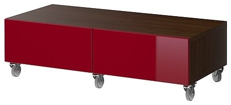 BESTÅ Bench with casters - Modern - Storage Units And Cabinets - by IKEA