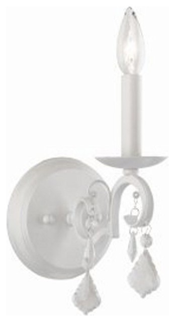 ArtCraft-CL1571AW-Vintage - One Light Wall Bracket traditional-wall-lighting