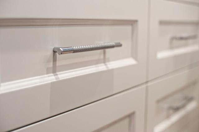 Emtek - Carbon Fiber Bar Pull - Modern - Cabinet And Drawer Handle Pulls - vancouver - by ...
