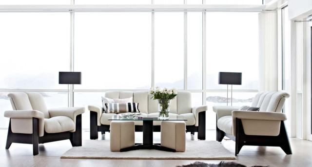 Dane decor living space contemporary living room for Dane design furniture