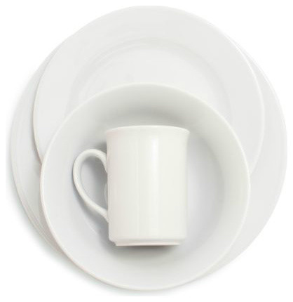 traditional dinnerware by Sur La Table