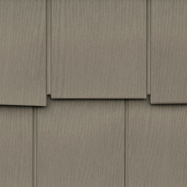 Portsmouth Staggard Edge Shingles - Harvard Slate contemporary-outdoor-products