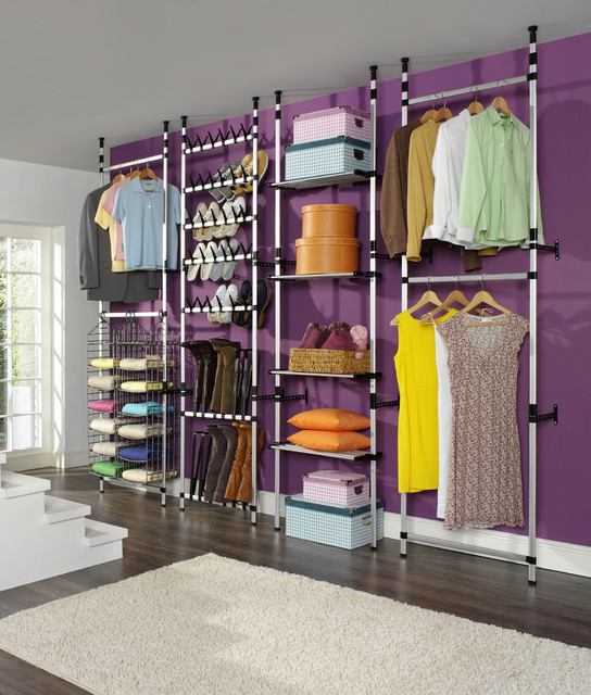 Wardrobe Storage Systems for Clothes and Shoes Ruco.jpg contemporary clothes and shoes organizers