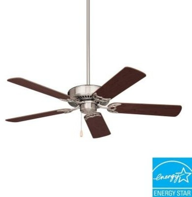 Indoor Ceiling Fans: Illumine Zephyr 42 in. Indoor Oil Rubbed Bronze Ceiling Fan contemporary-ceiling-fans