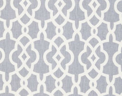 Summer Palace Fret Fabric  fabric