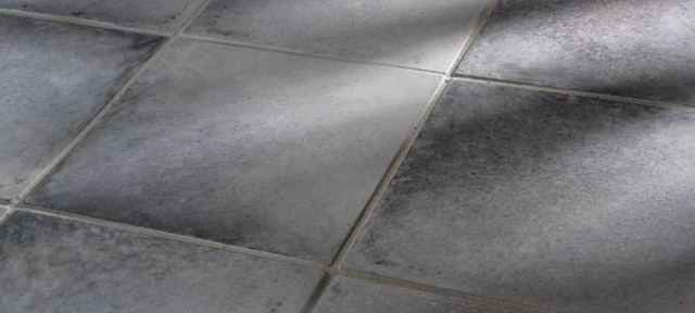 Concrete tiles from Royal Stone & Tile wall-and-floor-tile